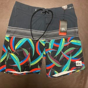 NWT Quiksilver board shorts